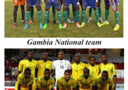 gambia and south africa