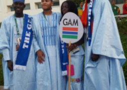 gambian athletes