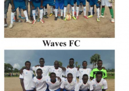 waves fc and gamcel halifax town fc