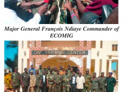cds and ecowas troops