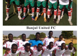 banjul utd and bk milan