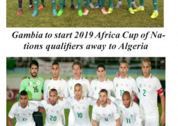 gambia and algeria