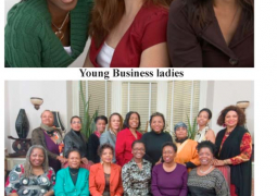 young business ladies