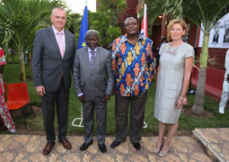 darboe and eu ambasador