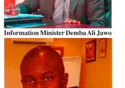 demba jawo and saikou jammeh