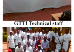 gtti and trainees