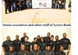 access bank md senior officials and staff