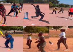 gambia cricket