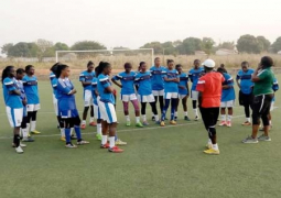 gambia women team